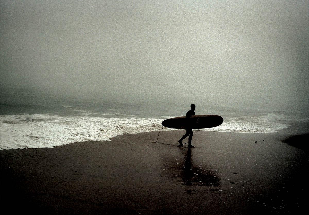Montauk Surfer