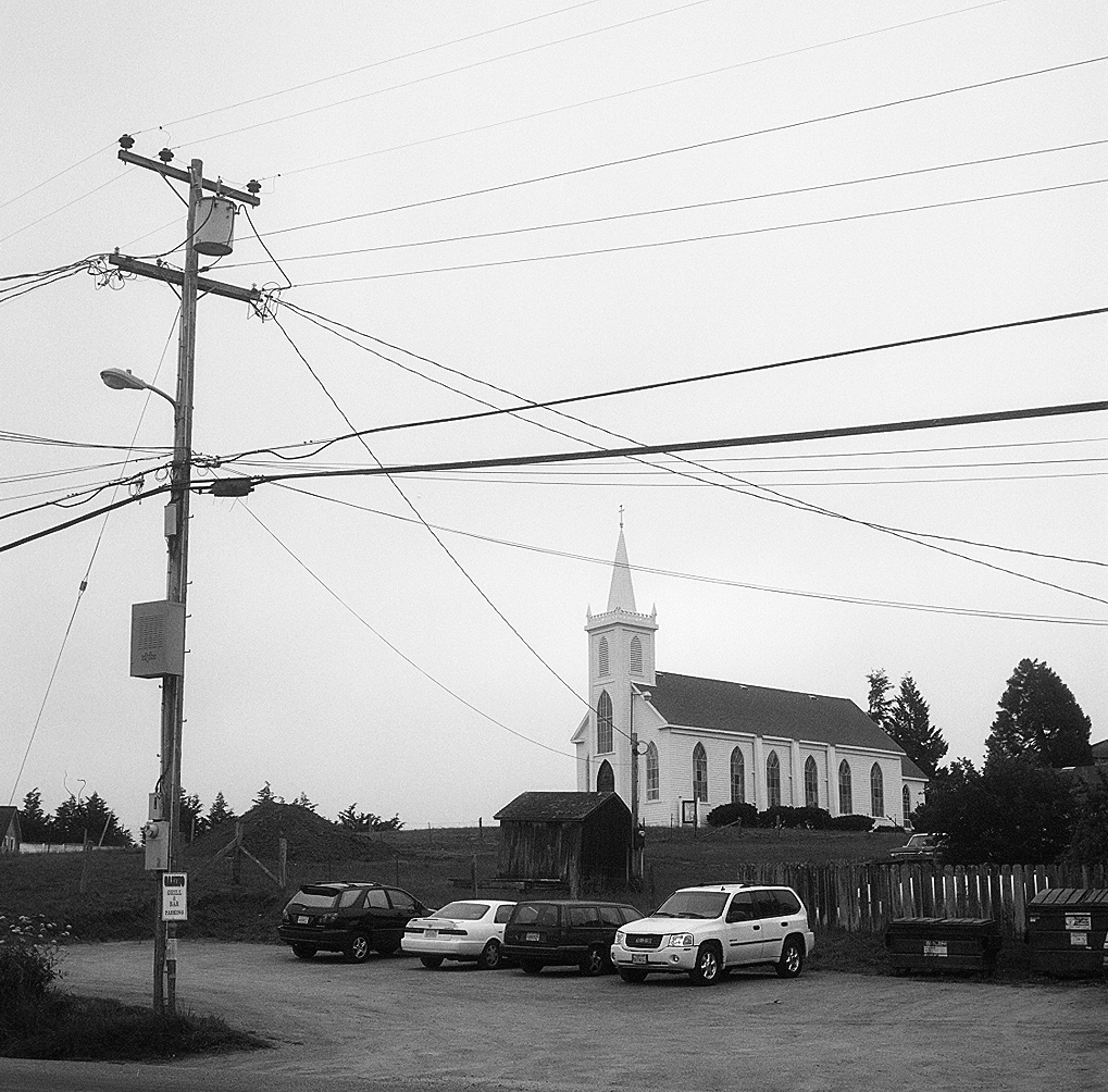 Church, Bodega Bay