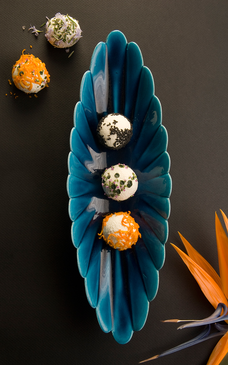 Cheese Balls-Carl Kravats Food Photographer