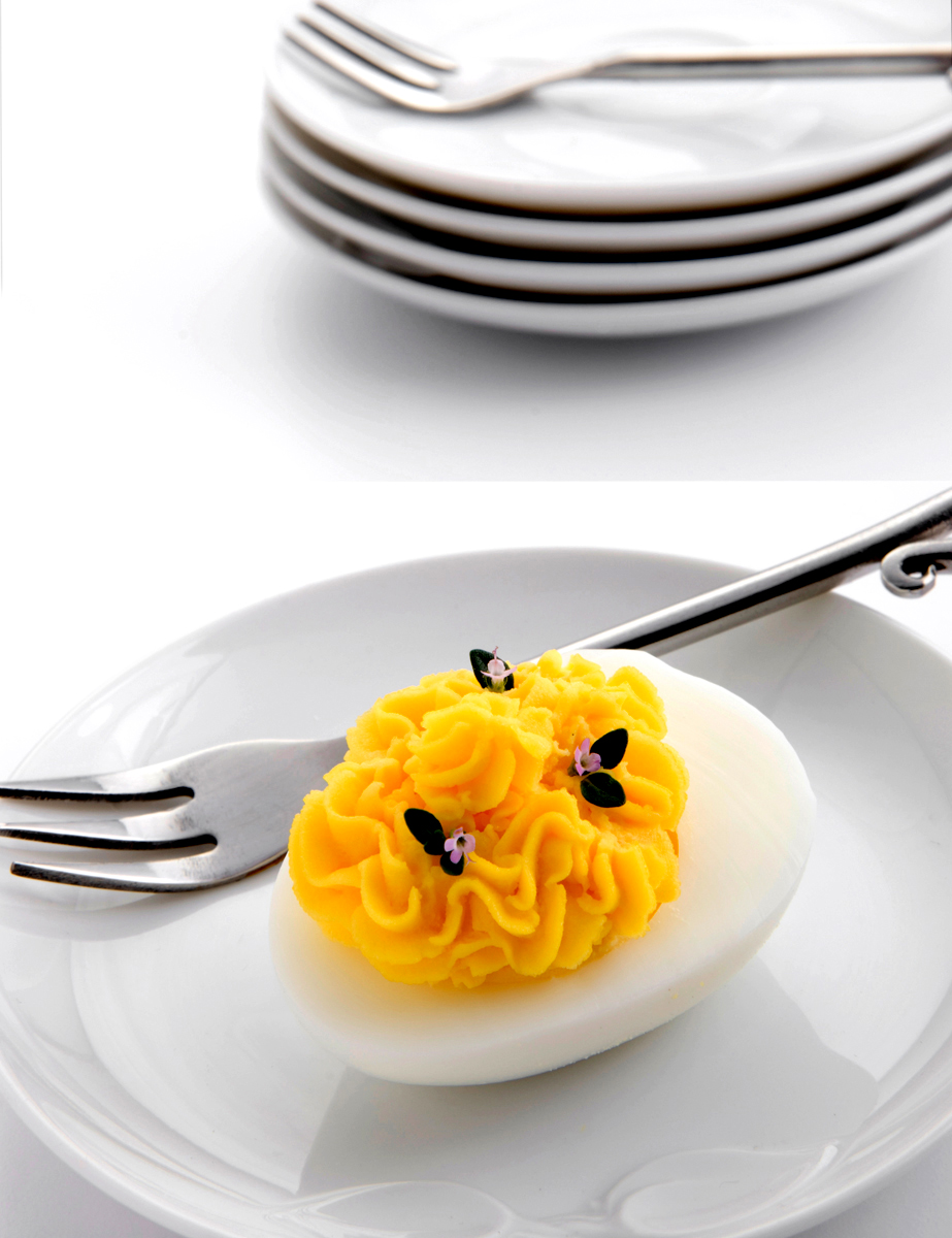 Deviled Egg-Carl Kravats Food Photographer