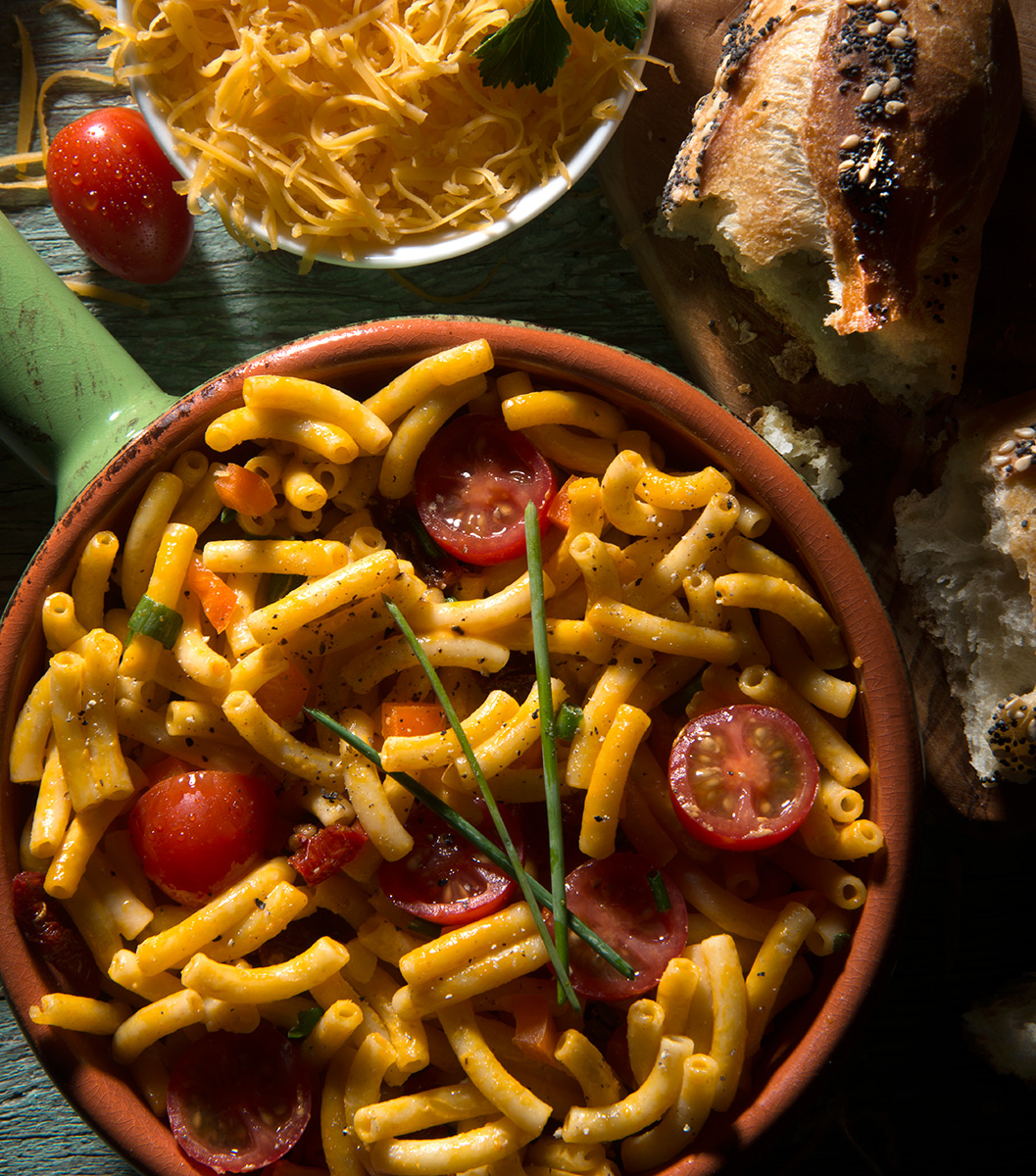 Mac n' Cheese-Carl Kravats Food Photography