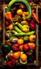 Veggies-Carl Kravats Food Photography