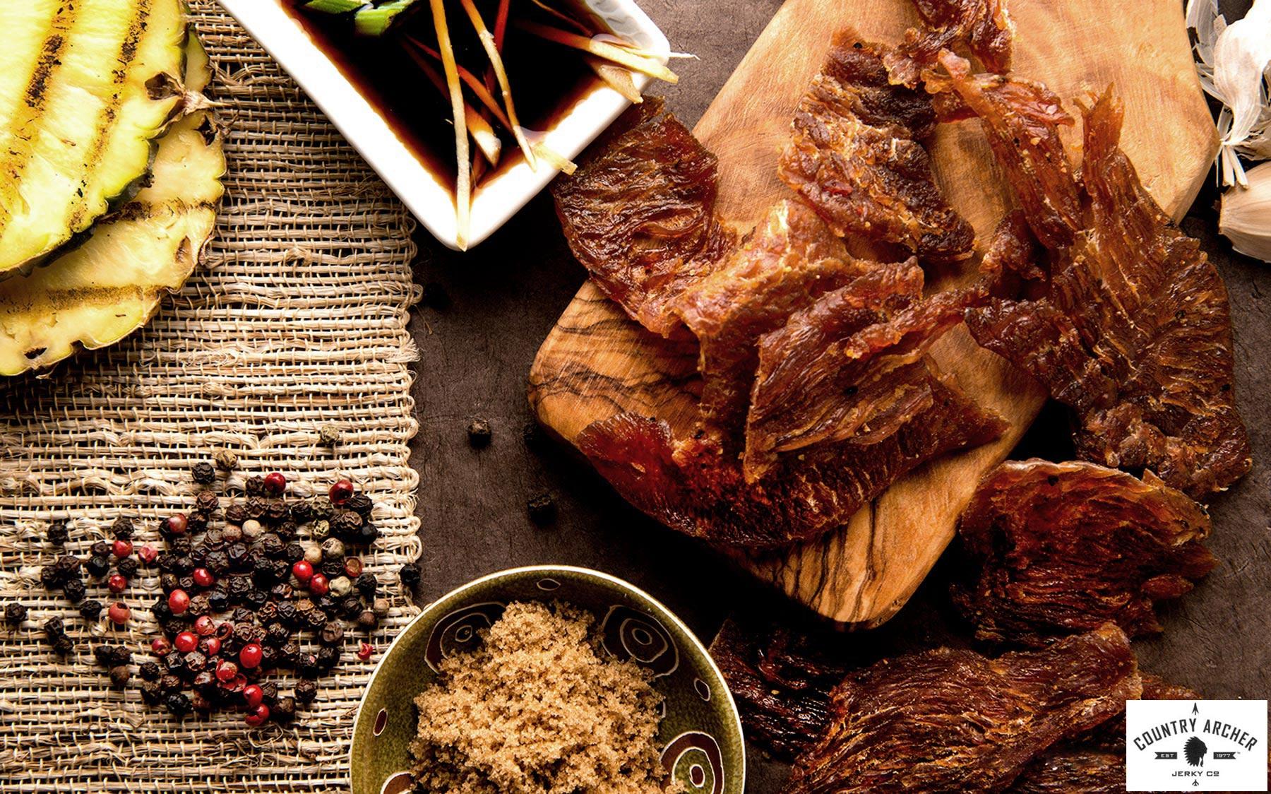 Jerky Turkey-Carl Kravats Food Photography