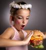 Ballarina-burger
