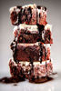 Red Velvet Brownies-Carl Kravats Food Photography