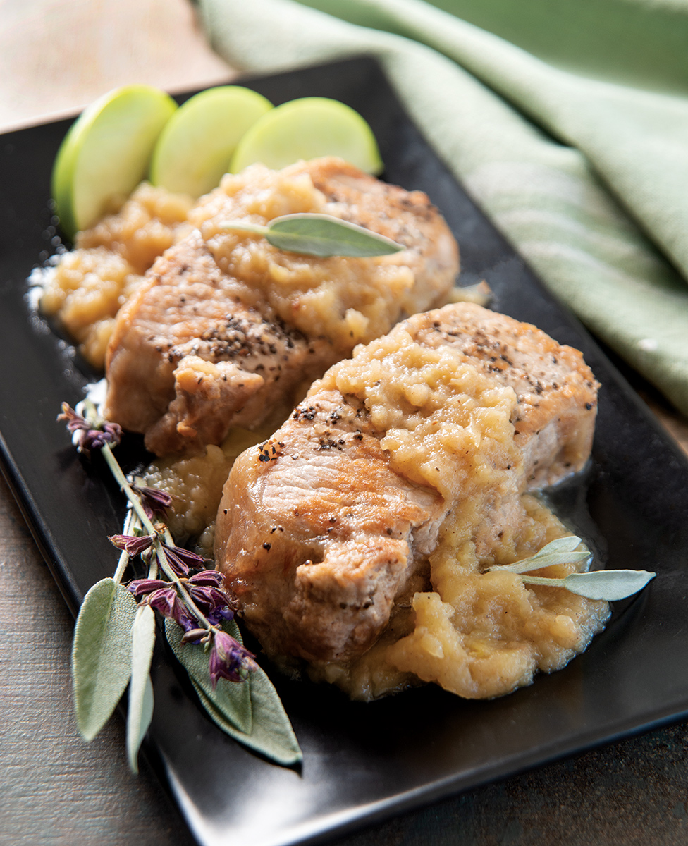 Cinnamon-Apple-Pork-Chops