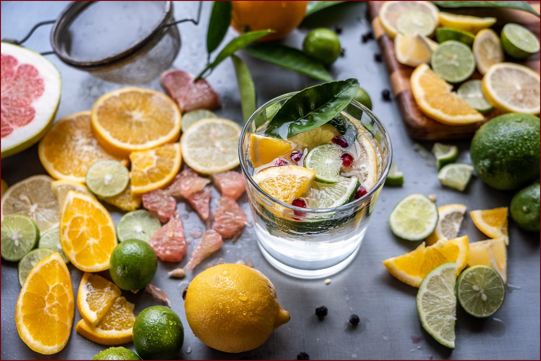 Citrus-Drink
