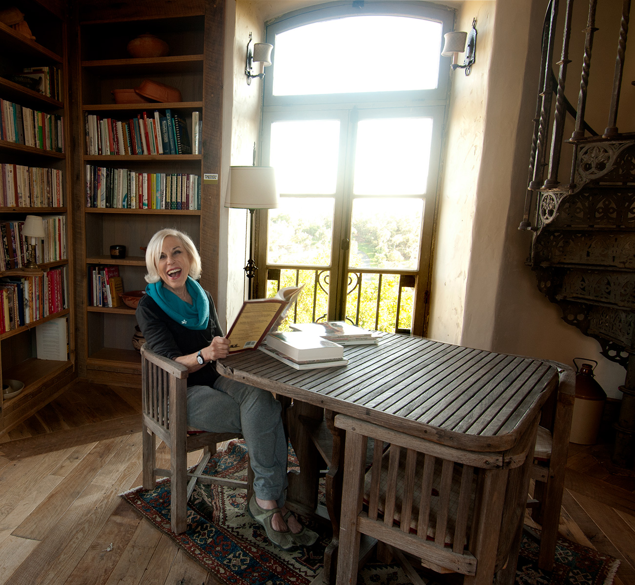 Helen-Beck-Cookbook-Author