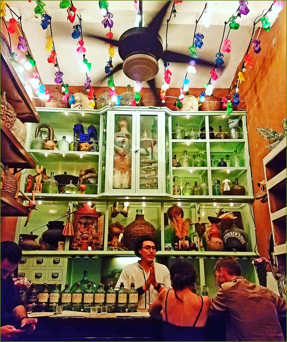 Oaxaca-Mexico-Mezcal-Bar-Carl-Kravats-Photography