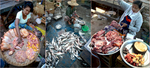 Myanmar: Fish and Meat Market