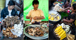 Myanmar: Street food vendors