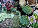 Myanmar: Veggetable Market
