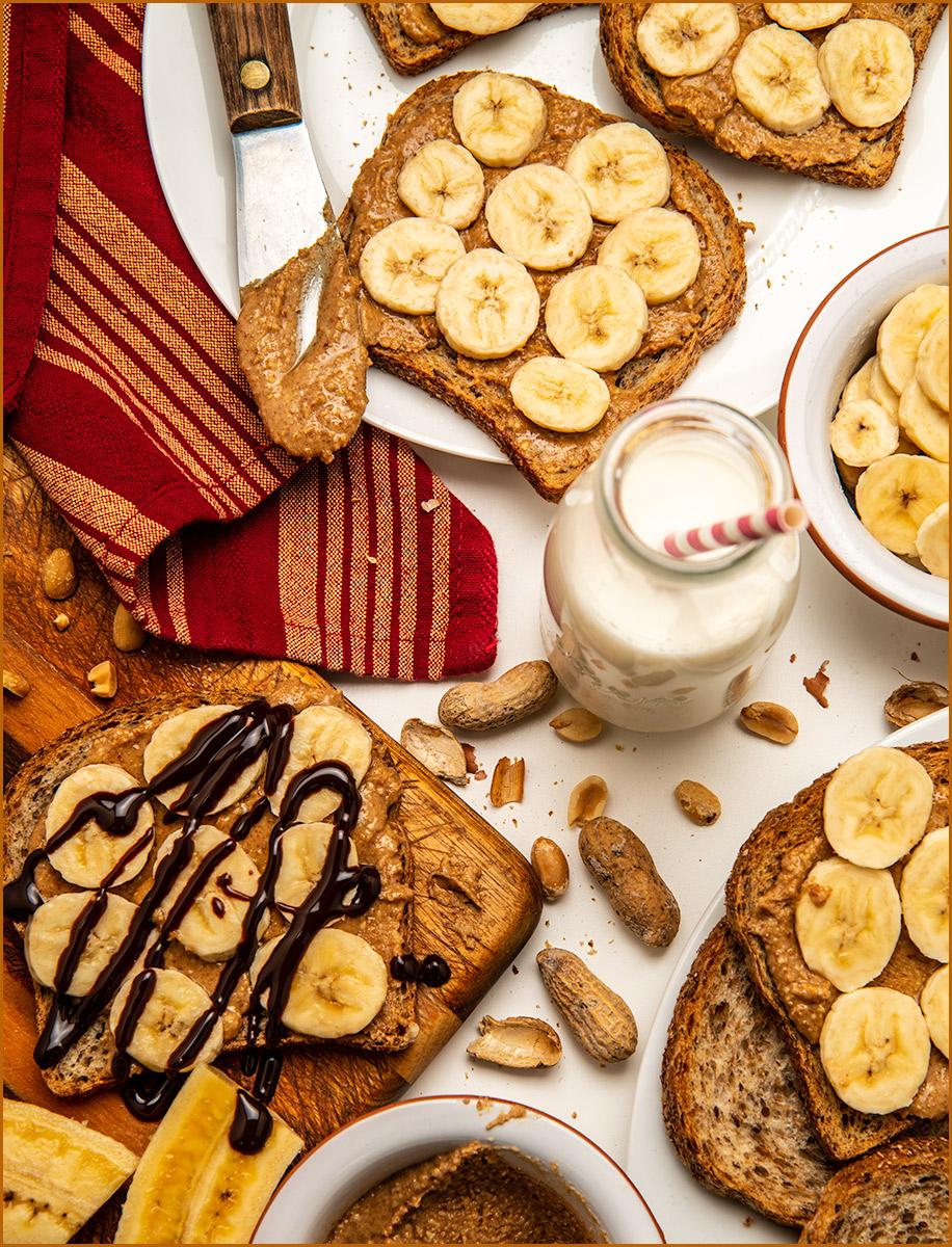 PB-and-Banana-sandwichs