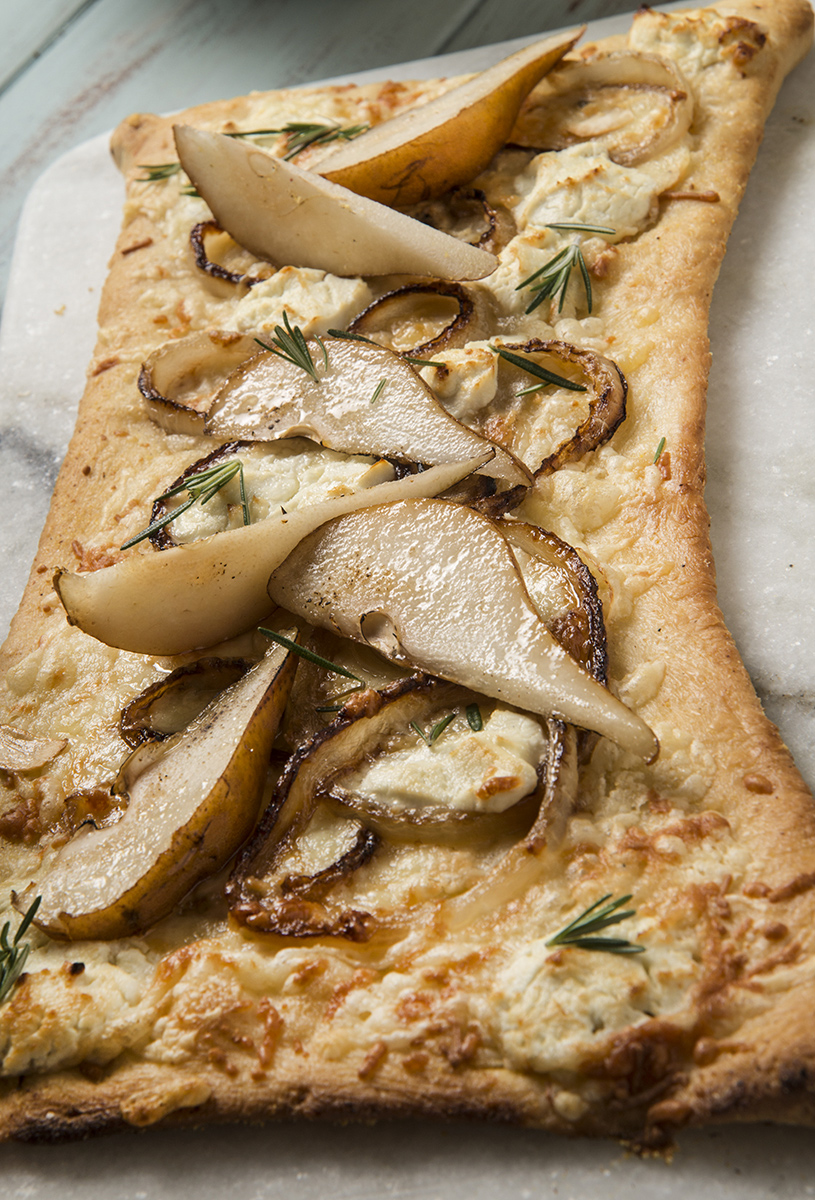Pear-rosemary-goat-cheese