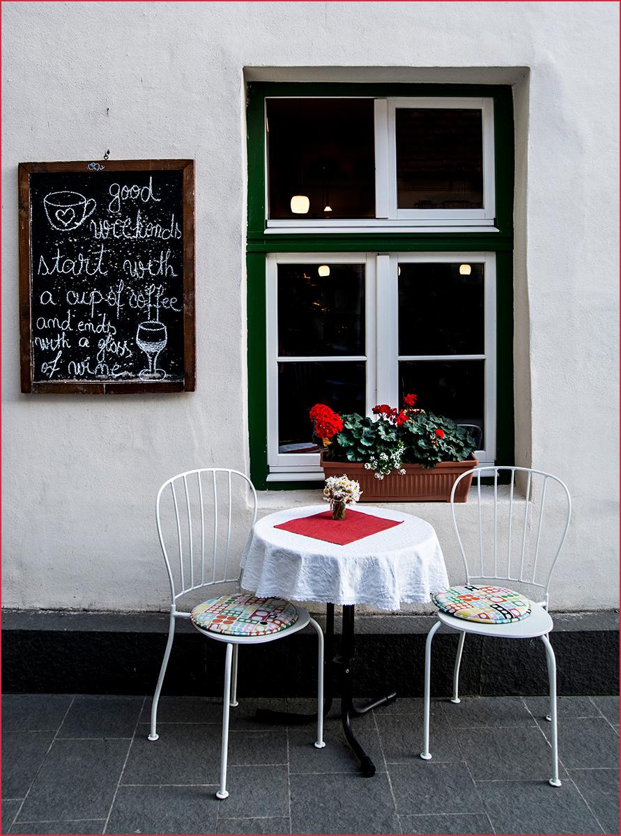 Romanian Cafe