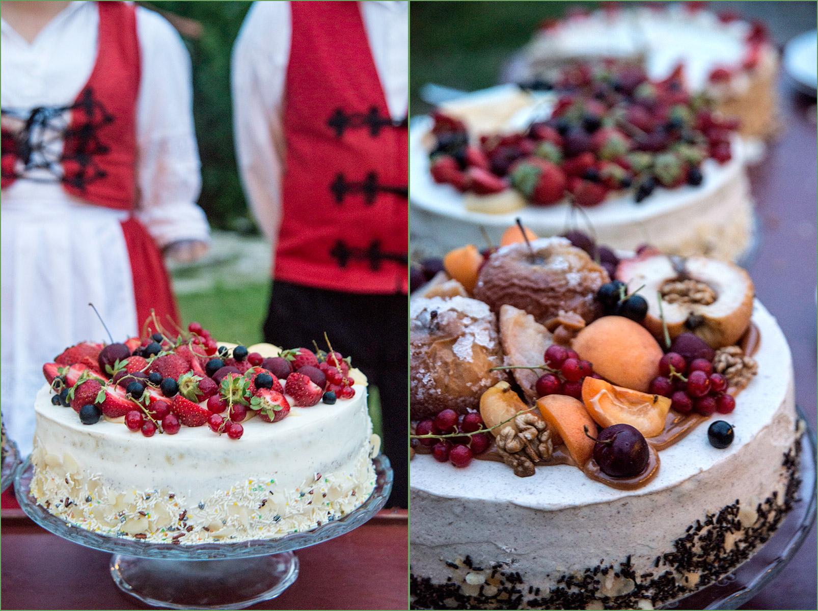 Romanian Wedding cakes