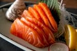 Salmon-Sushimi