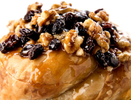Raisin and Nut Pastry-Carl Kravats Food Photography