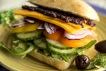 Veggie-sandwish