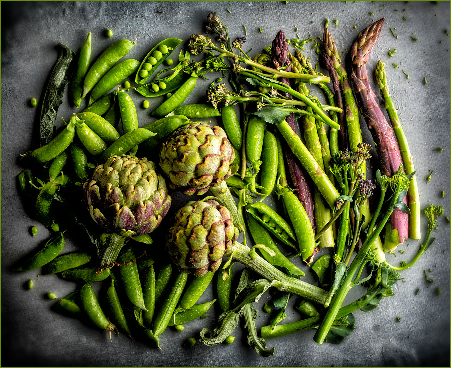 Veggies-in-Spring