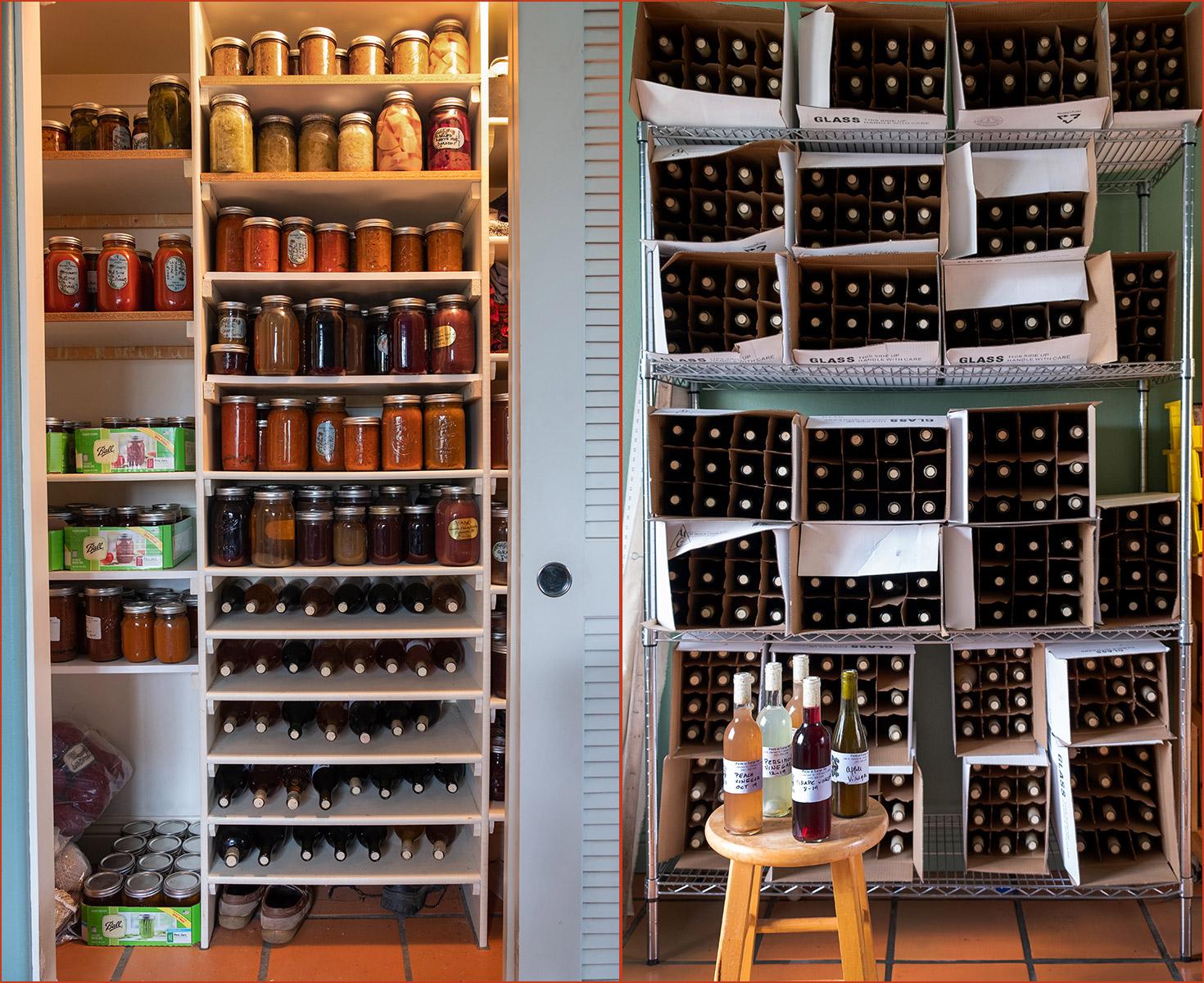 Vinegars-pickeled-sauces-honey-wine