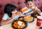 Epic-Wings-Kids-Eating