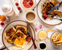 French-Toast-Breakast-Table-Carl Kravats-Food-Photography