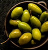 Castlevetrano Olives-Carl Kravats Food Photography
