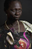 Gina Luciano OkumuMadi{quote}During the war I was in Khartoum.  I stayed many years there and came back to Juba in 2010…I am now able to take care of my mother.  My mother is very old and the rest of my brothers have died.{quote}