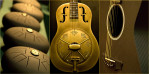 3 Beige Instruments-Musicman Photography