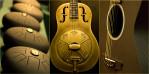 3 Beige Instruments-Musicman Photography