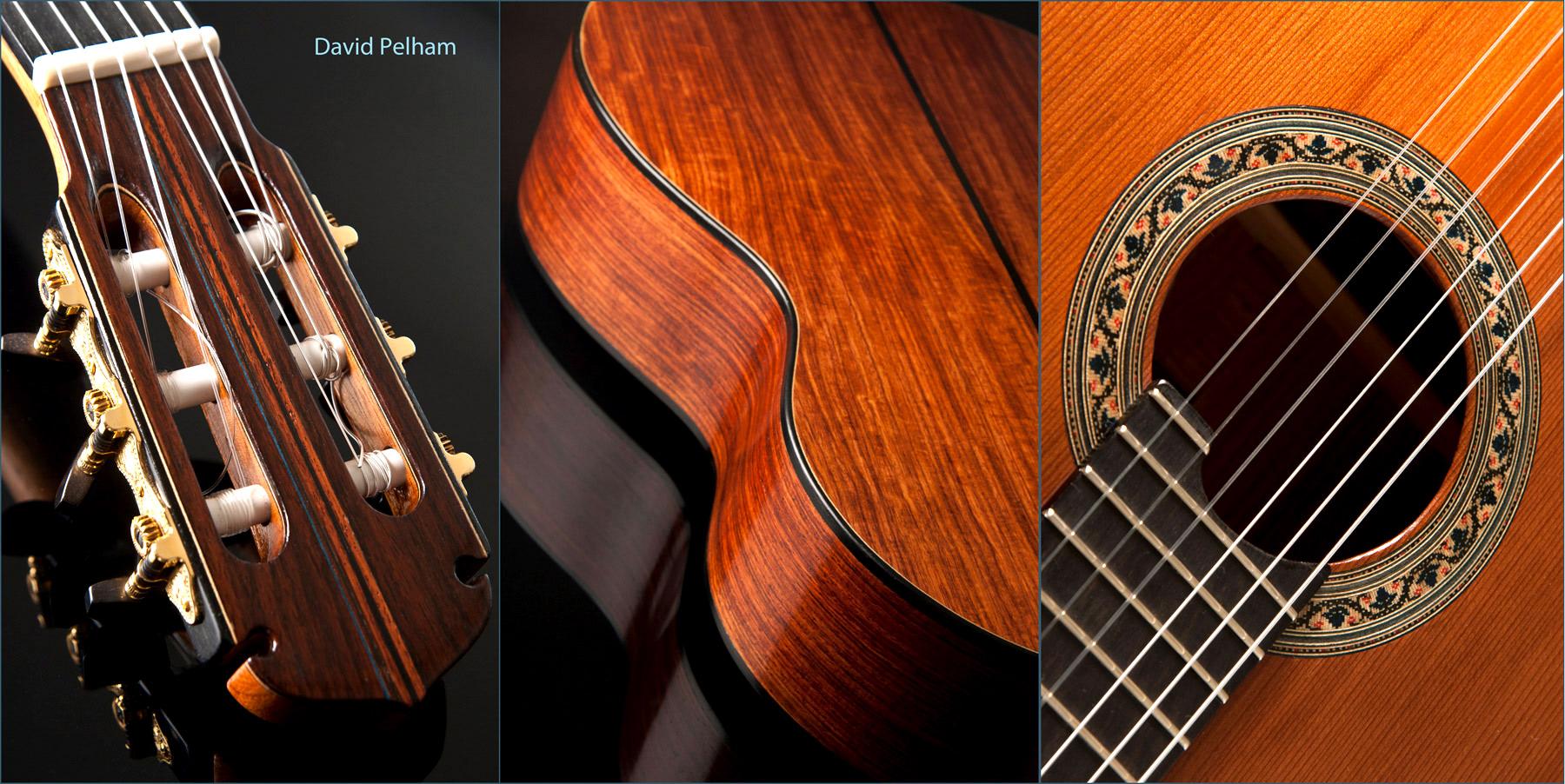 David Pelham Guitar 2-Musicman Photography