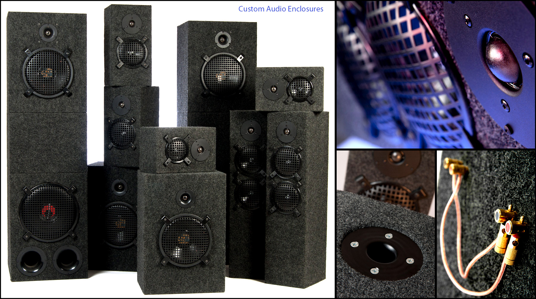 Rob Bender Speakers-Musicman Photography