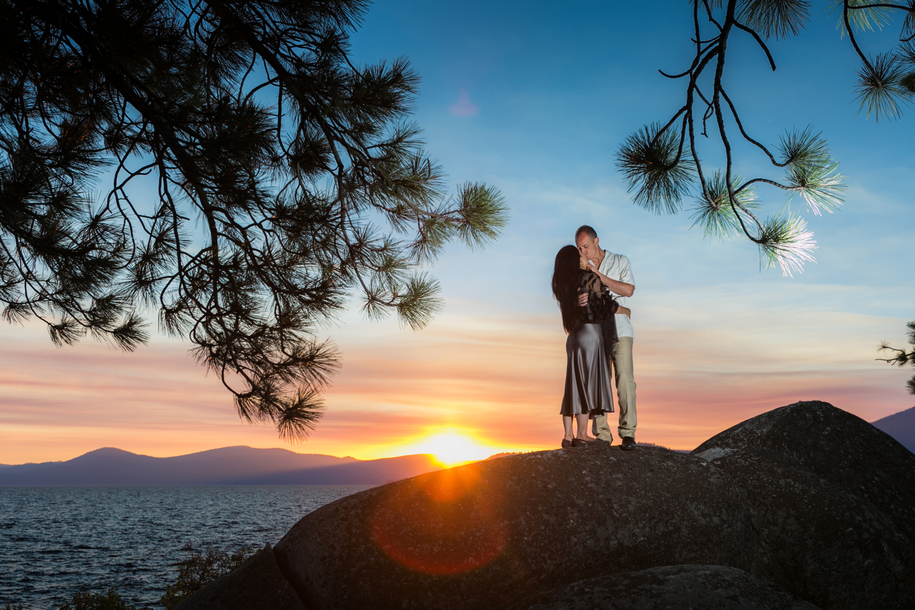 North Lake Tahoe Engagement