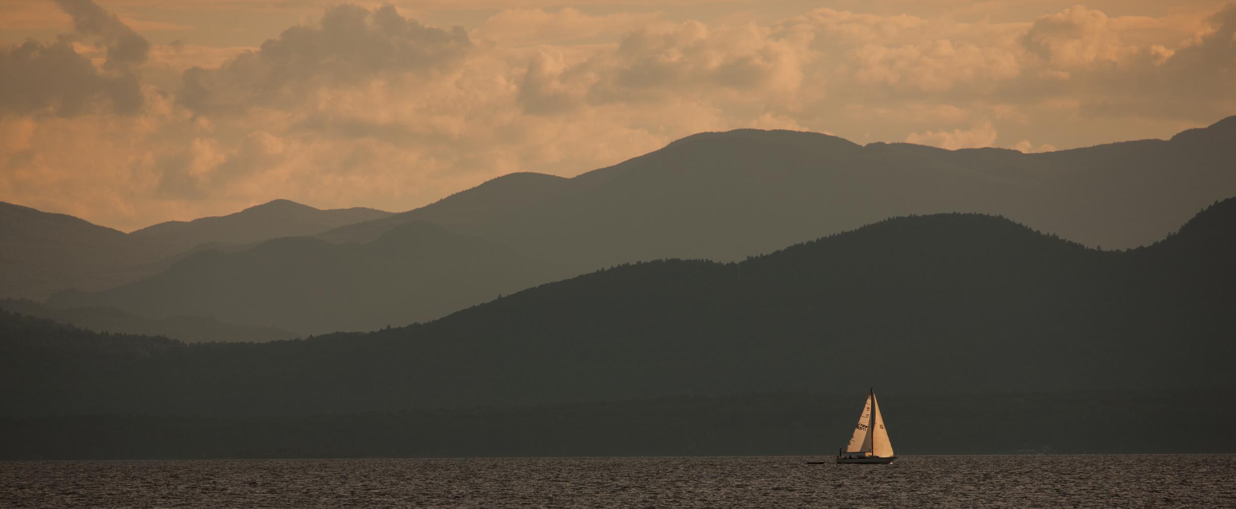 Adirondack Sunset Sail 3