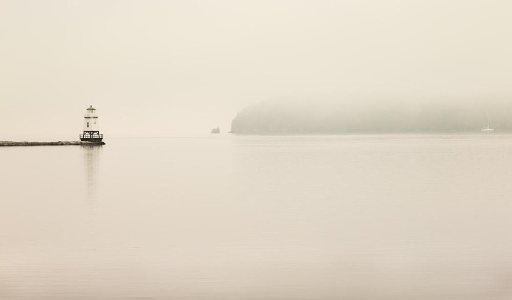 Rock Point Fog