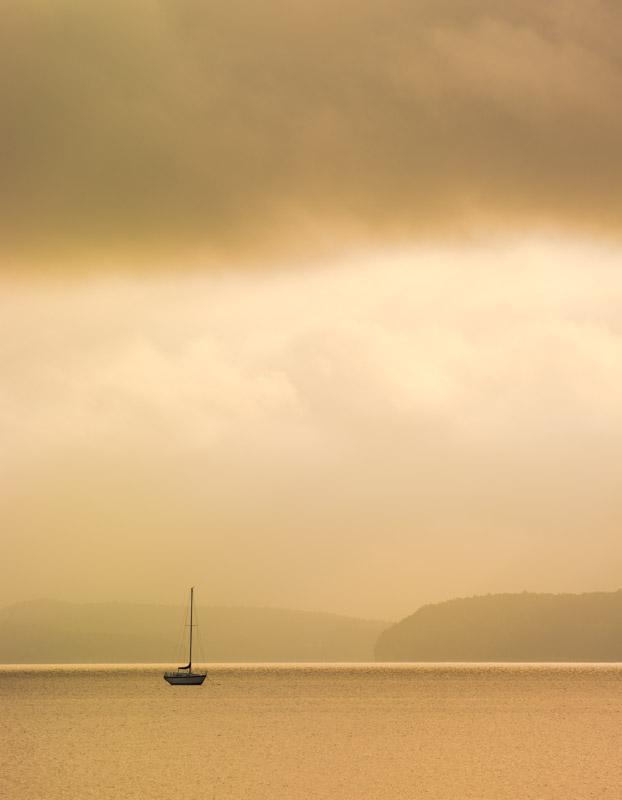 Clouded Sunrise 2