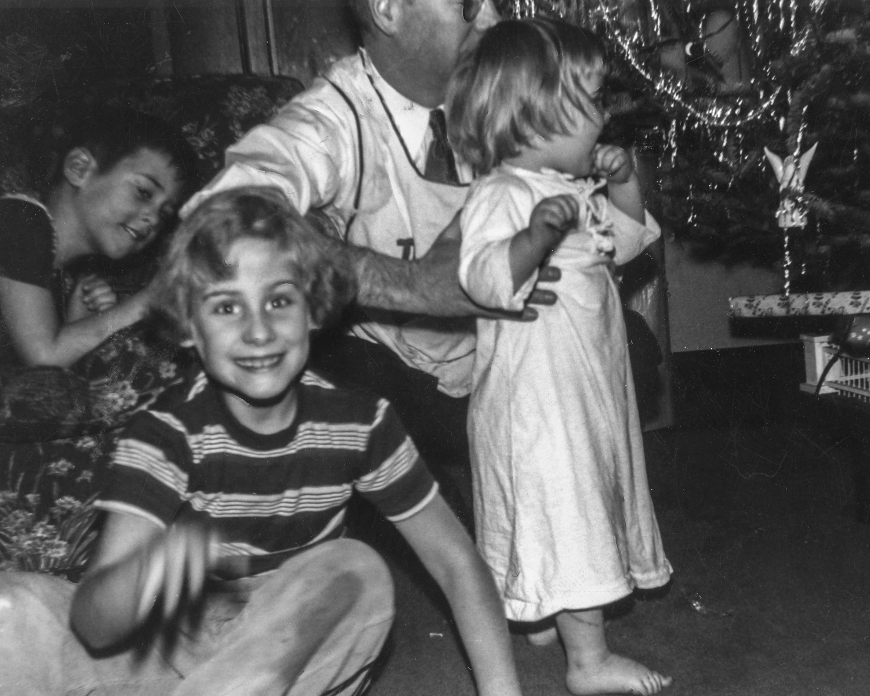 Christmas - Dad, Brian, Mary
