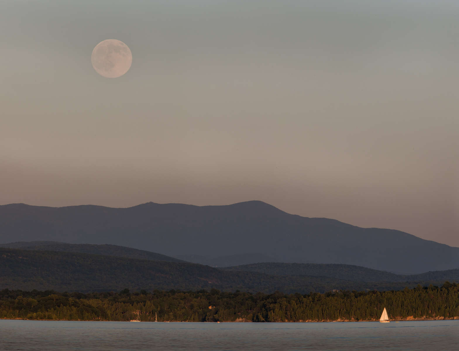 Essex Moon Rise