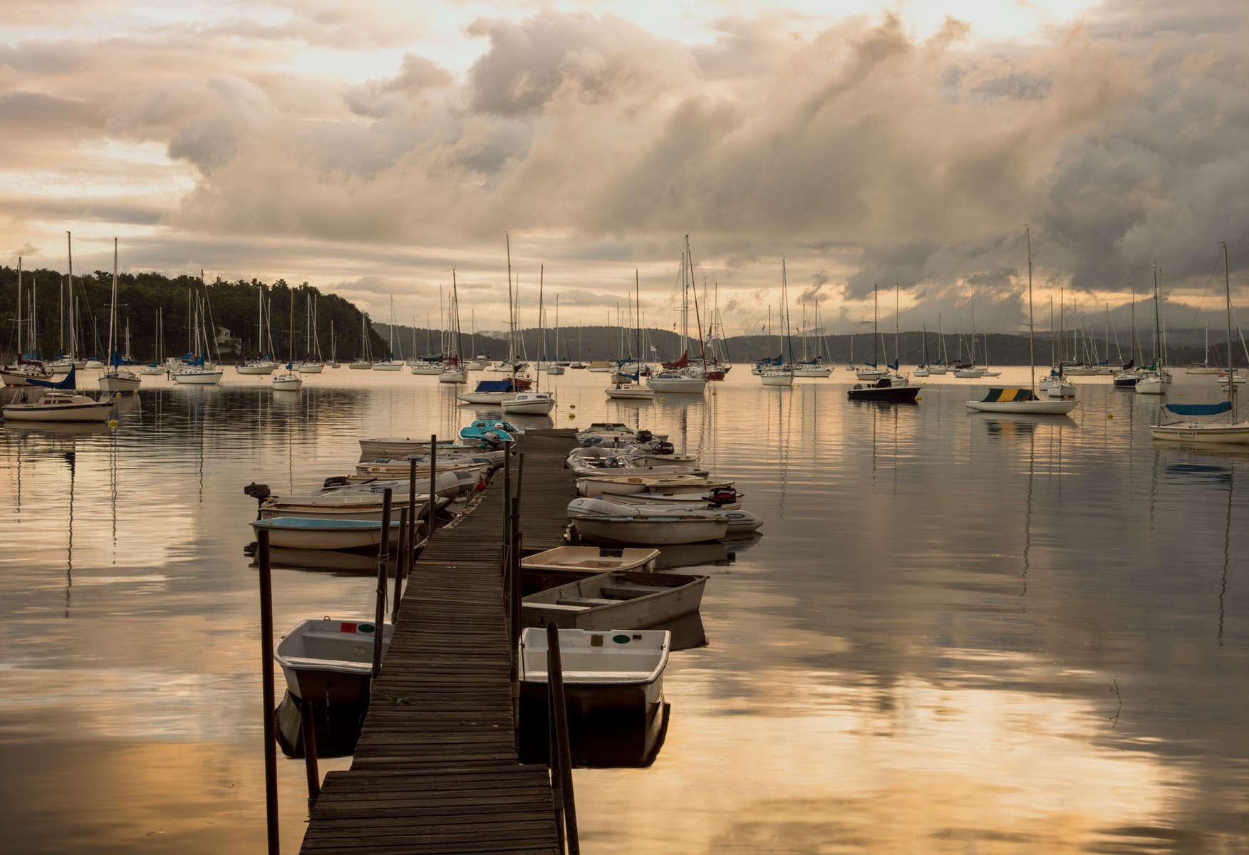 Malletts Bay Reflections