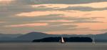 Sailing Past Juniper