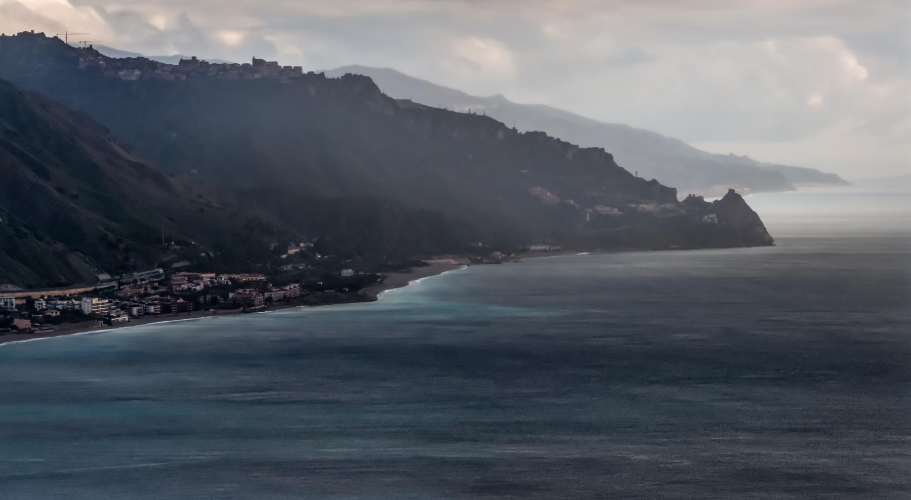 Sicily Sea Sore