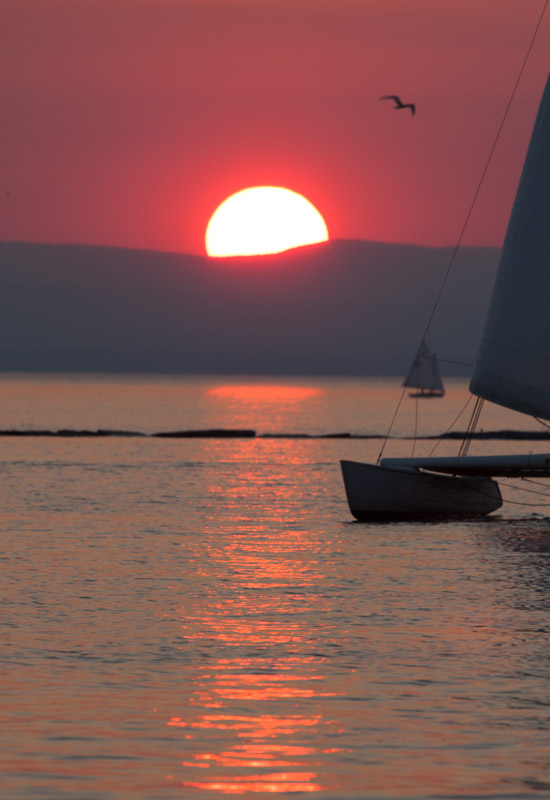 Red Sunset 1