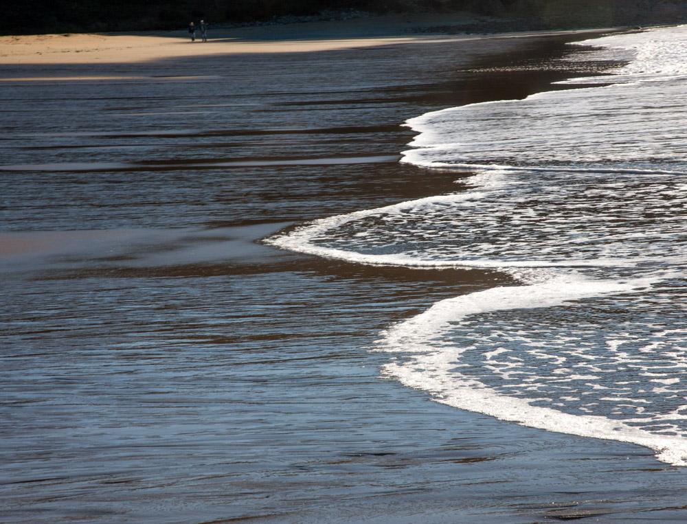 Beach Walk Acadia National Park