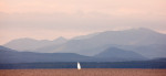 Sailboat Morning Glow