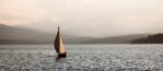 Sunset Sail Basin Harbor