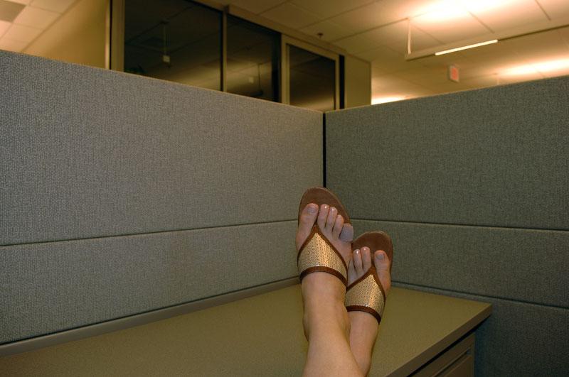 A cubicle