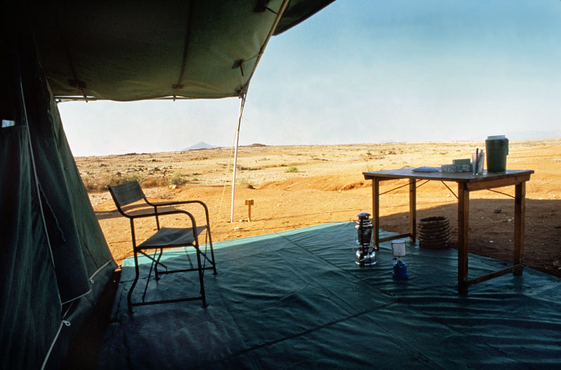 home in Tanzania