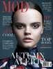 Beauty cover image for MOD magazine, next top model