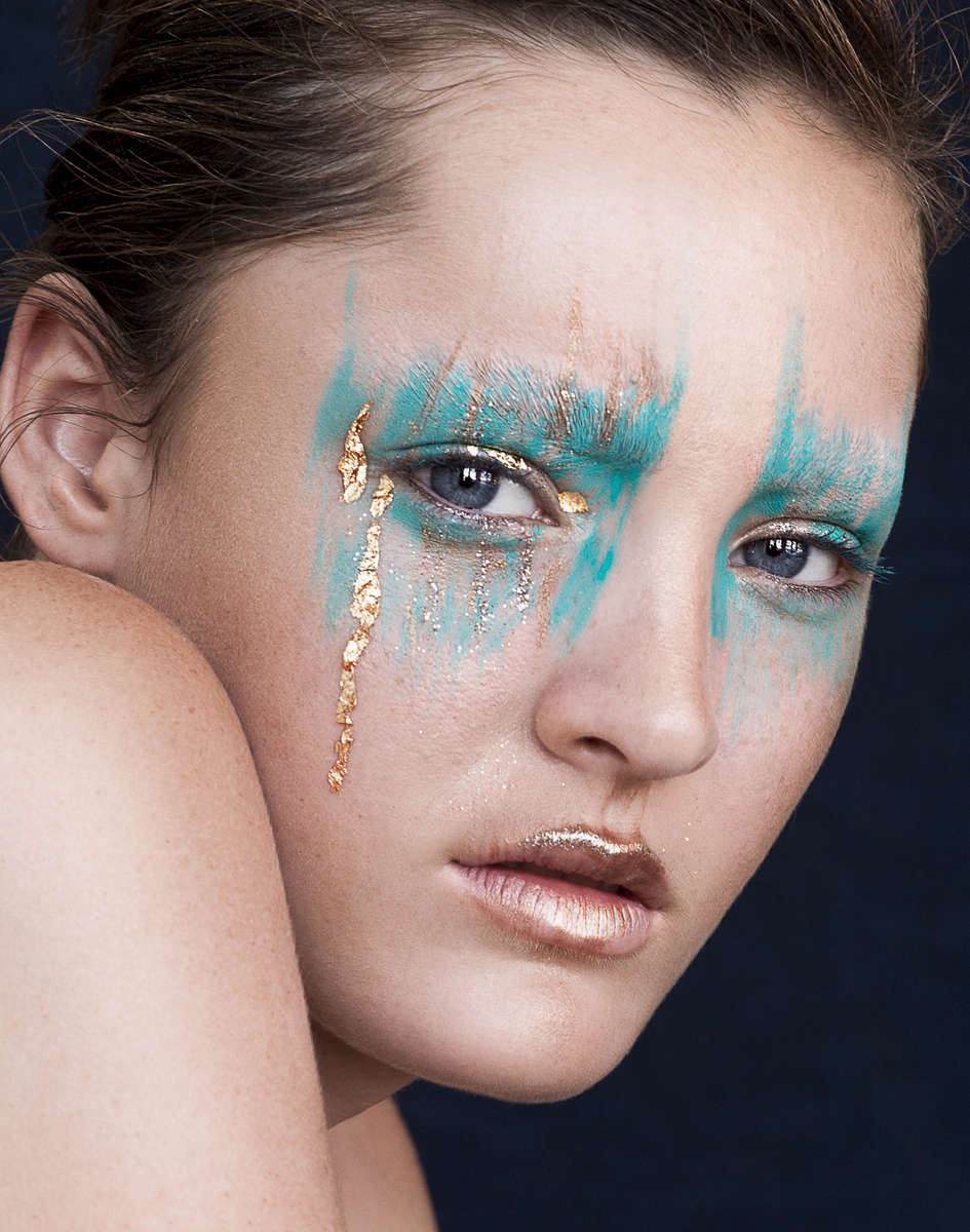 beauty make up image by carmen rose